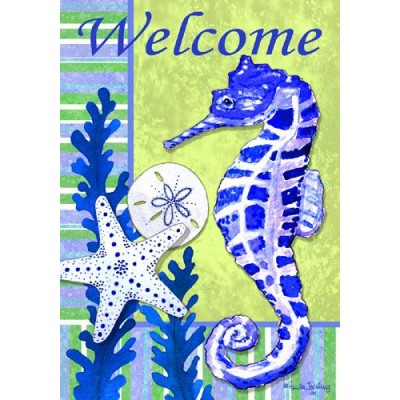 Seahorse Welcome