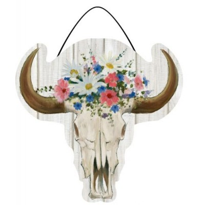 Hang Aound Steer Floral-Hang Around