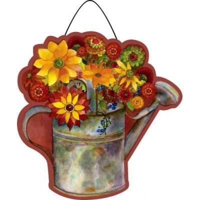 Ornement décoratif Fall Watering Can-