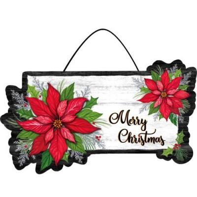 Ornement décoratif Christmas Poinsettia