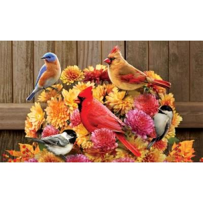 Mums And Birds