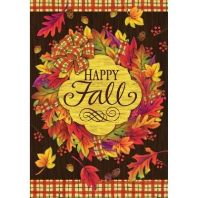 Fall Wreath by Tina Wenke