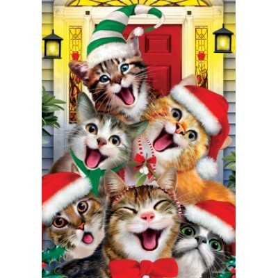 Christmas Cats by Howard Robinson