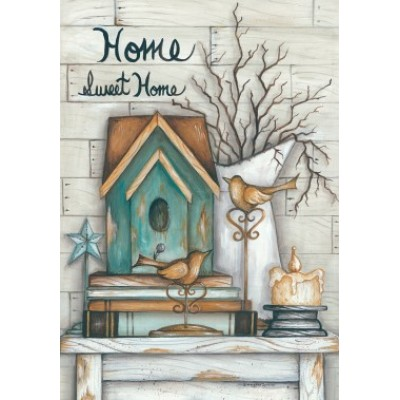 Home Sweet Home by Mary Ann June