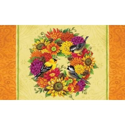 Songbird Wreath