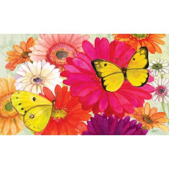 Gerberas & Butterflies