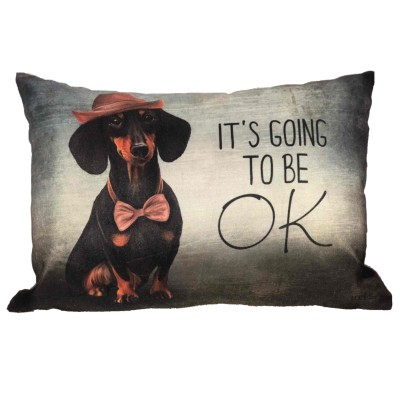 Coussin / It's going to be ok