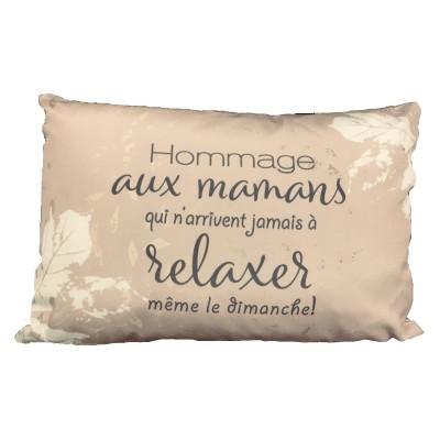 Coussin Hommage aux mamans
