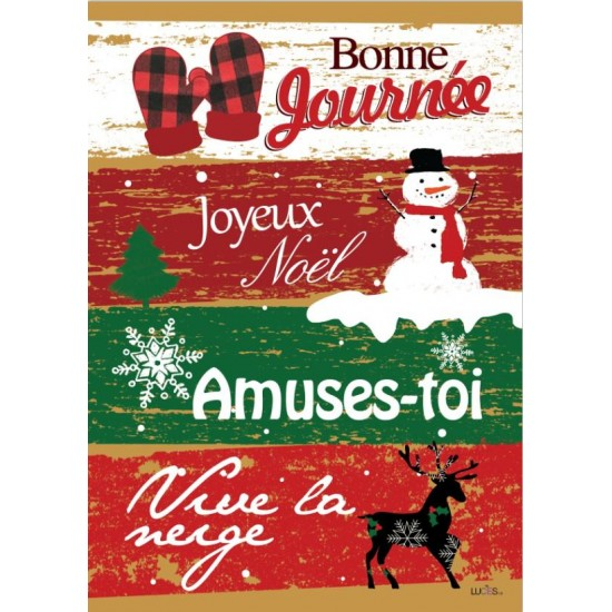 Noël Champêtre/Disponible Août 2019