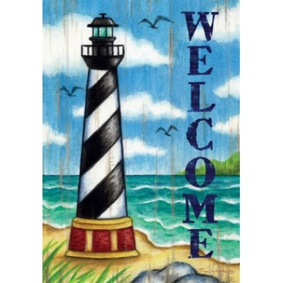 Hatteras Welcome