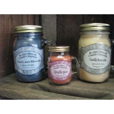 Mini Mason Jar candle