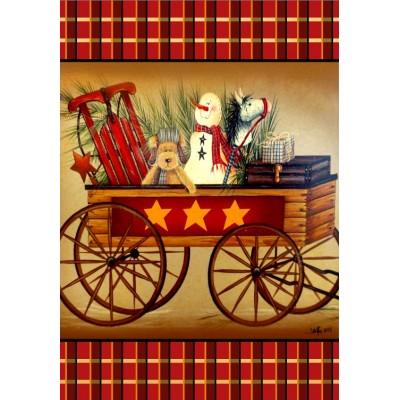 Chariot Festif