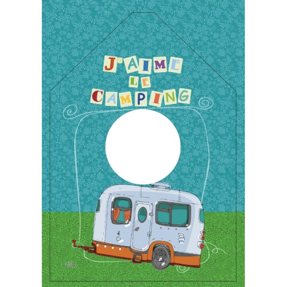 J aime le camping sac a epingle a linge - Epingle a linge ...