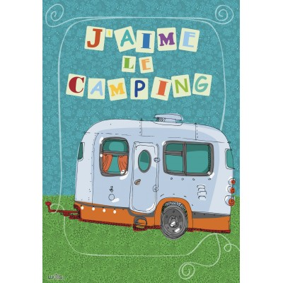 Roulotte J'aime le Camping