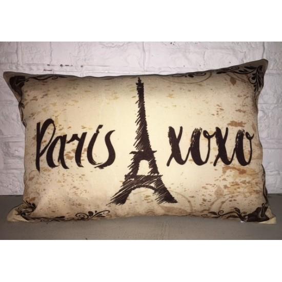Coussin Paris X0X0