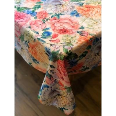 - Cottage Rose Tableclothe