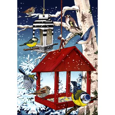 Bird feeder New winter -Pre-booking 2021-22