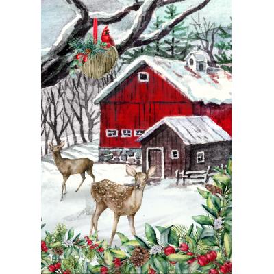 Campagne & nature Nouveauté-hiver -Pre-booking 2021-22