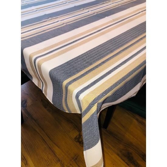 Retro Herringbone Tableclothe  Pre-booking  2021-22