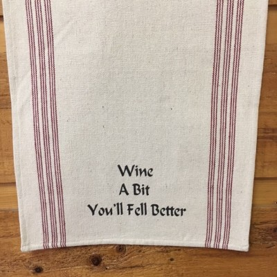 Wine A Bit, You'll Feel Better